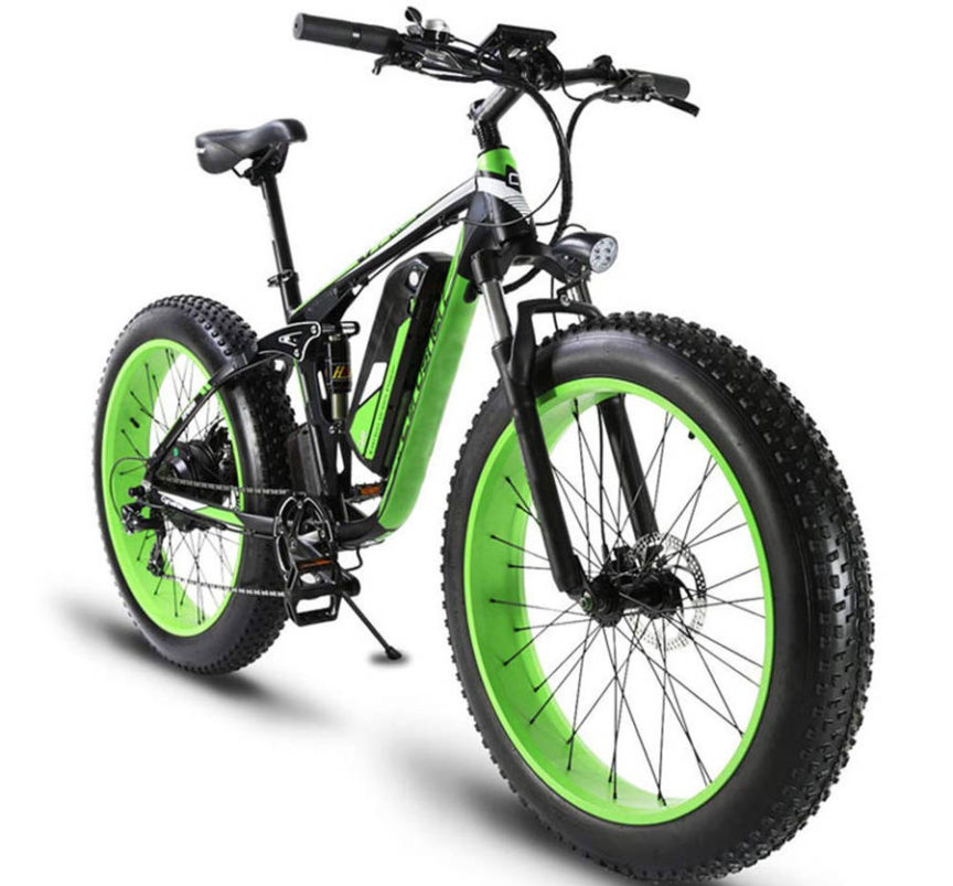 515ab23cb67 Affordable Fat Tire Electric Bikes starting at under $1000 ...